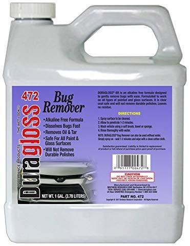 10. Duragloss 472 Bug Remover