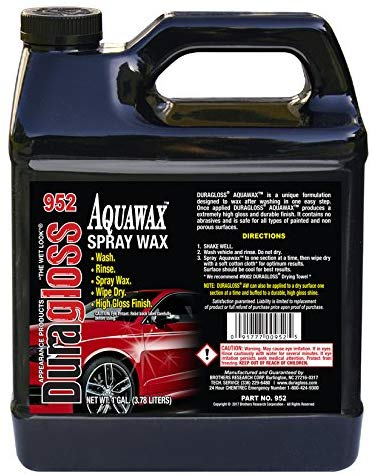 3. Duragloss 952 Aquawax