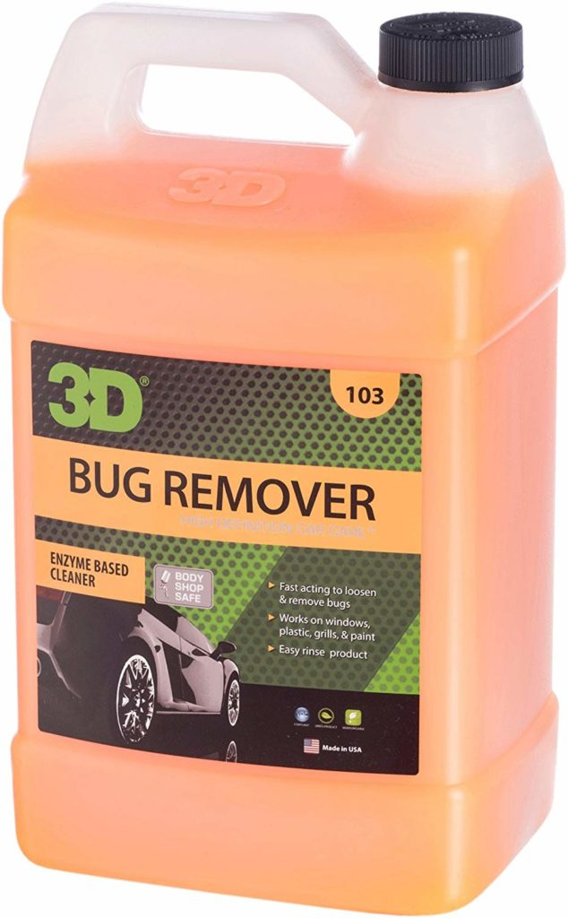 4. 3D Bug Remover
