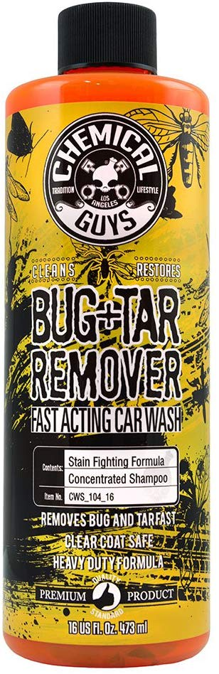 5. Chemical Guys Bug and Tar Remover