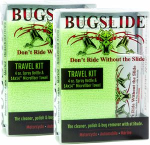 7. BUGSLIDE Travel Kit