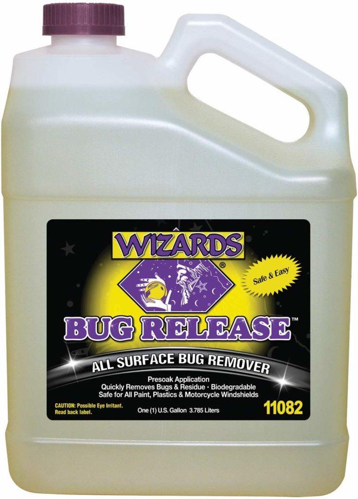 8. Wizard Bug Release