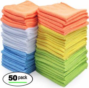 Best Microfiber Cleaning Towel