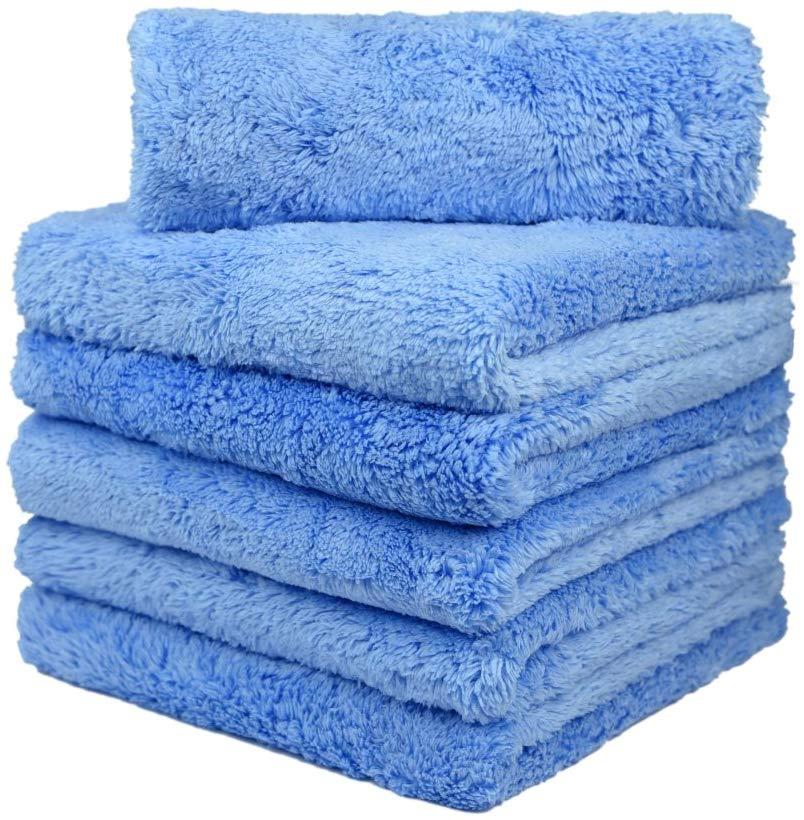 CARCAREZ Microfiber Towel