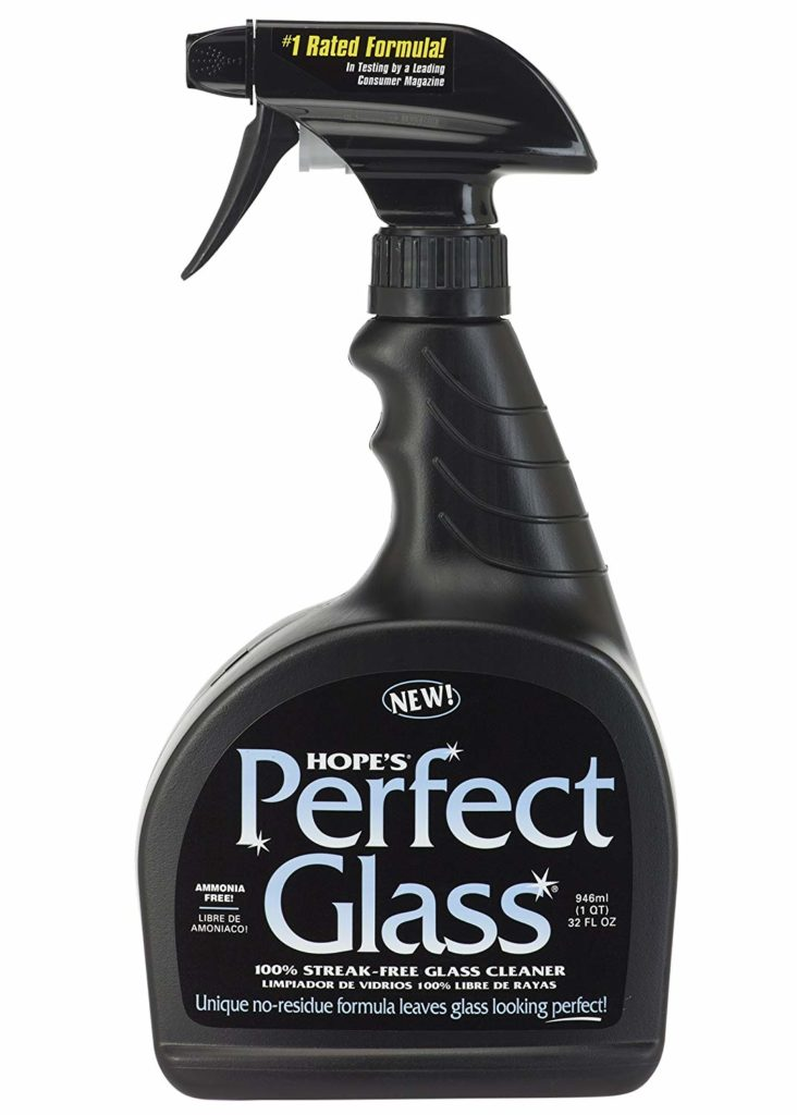 Hopes Perfect Glass Cleaner