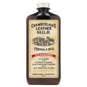 Leather Milk Auto Leather Conditioner and Cleaner