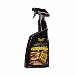 MEGUIARS Gold Class Rich Leather Cleaner and Conditioner