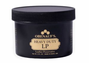Obenaufs Heavy Duty LP Leather Conditioner Natural Oil