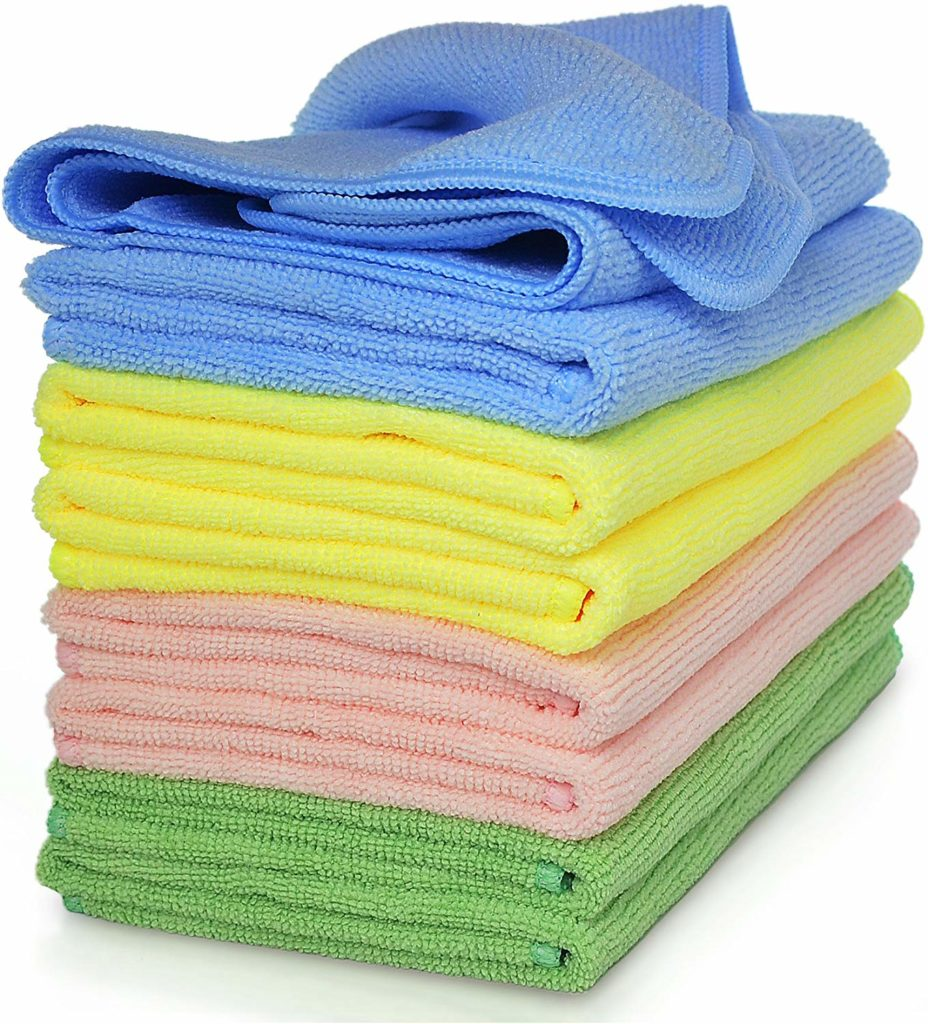 VibraWipe Microfiber Towel